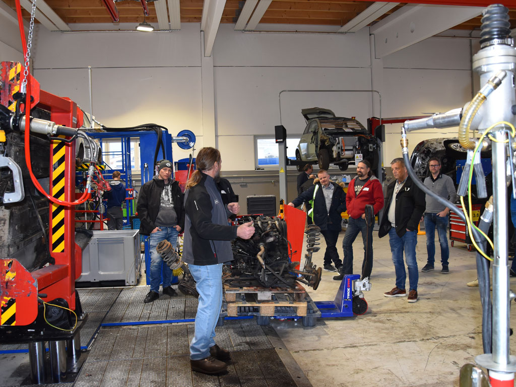 Olanders 2019 4 - Scandinavian importer at SEDA