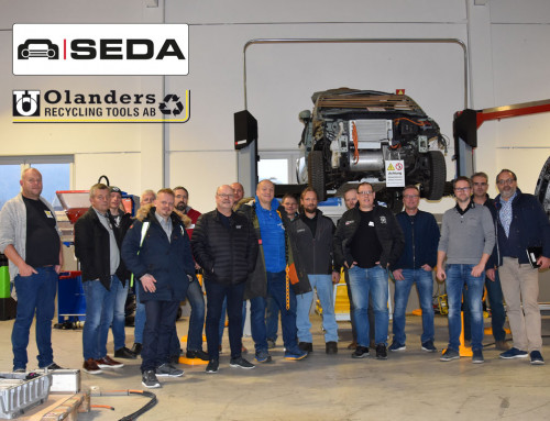 Scandinavian importer at SEDA