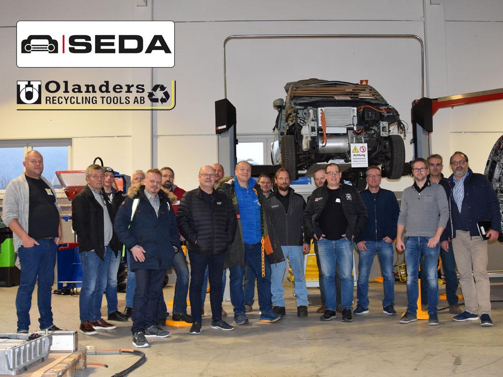 Olanders 2019 vorschau - Skandinavischer Importeur bei SEDA