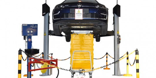 E Car System vorschau 540x272 - SEDA E-CAR Recycling Station