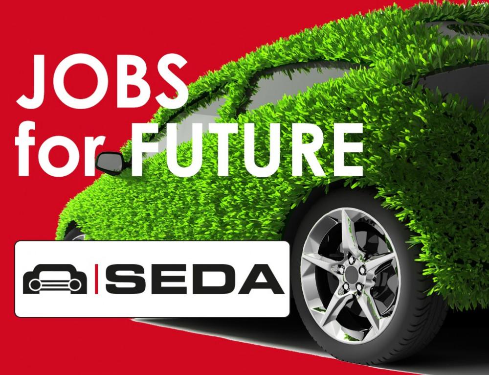Jobs für die Zukunft bei SEDA Umwelttechnik