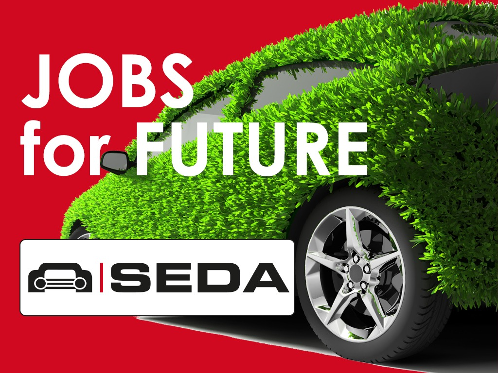 Jobs for future 1 - Jobs für die Zukunft bei SEDA Umwelttechnik