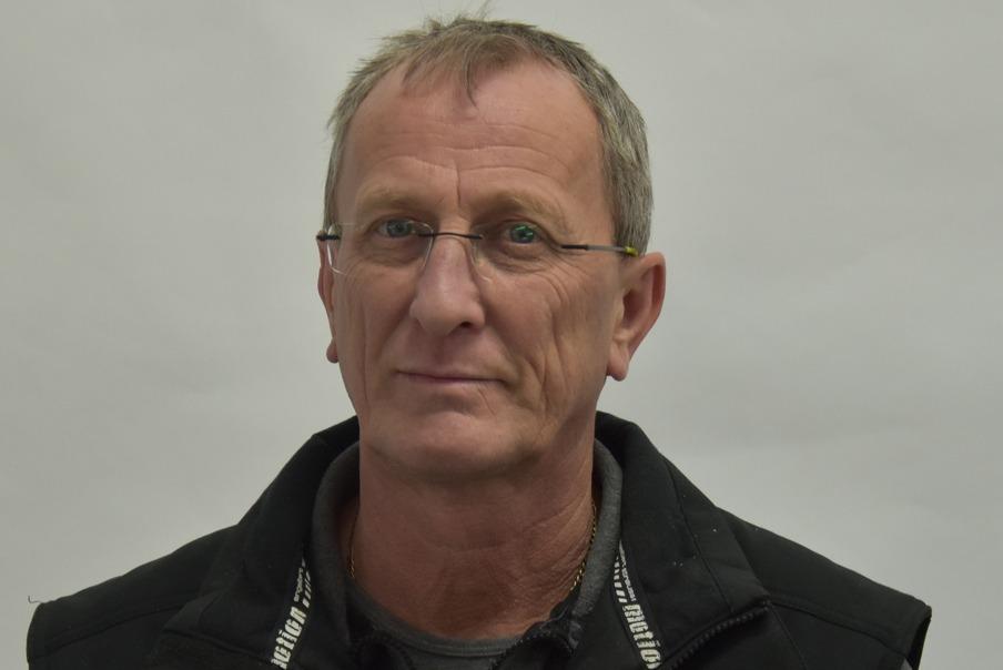 Gerhard Prantl - Team