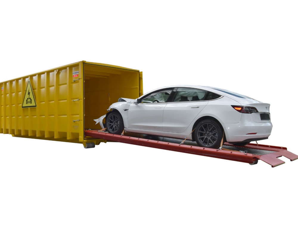 SEDA Elektric Vehicle Safety Container