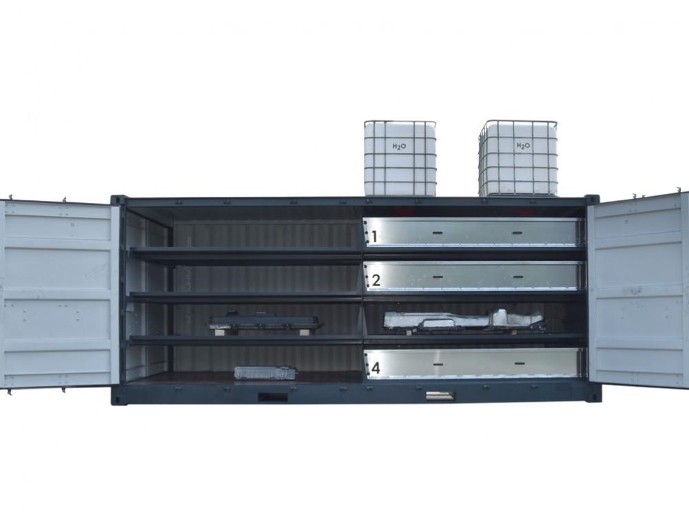 SEDA HV Container