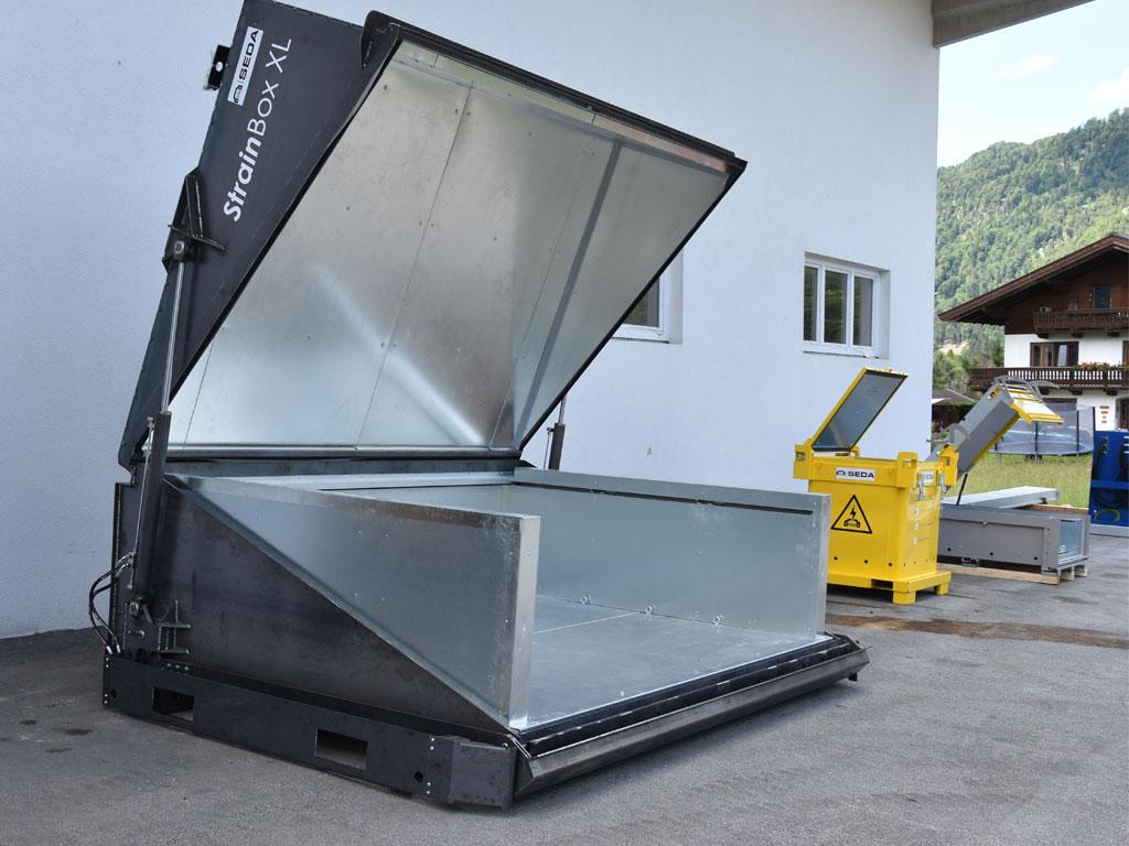 Strainbox 4 - SEDA StrainBox