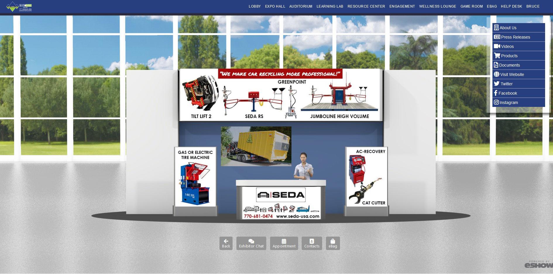 ARA EDGE 2020 - Virtual ARA EDGE 2020