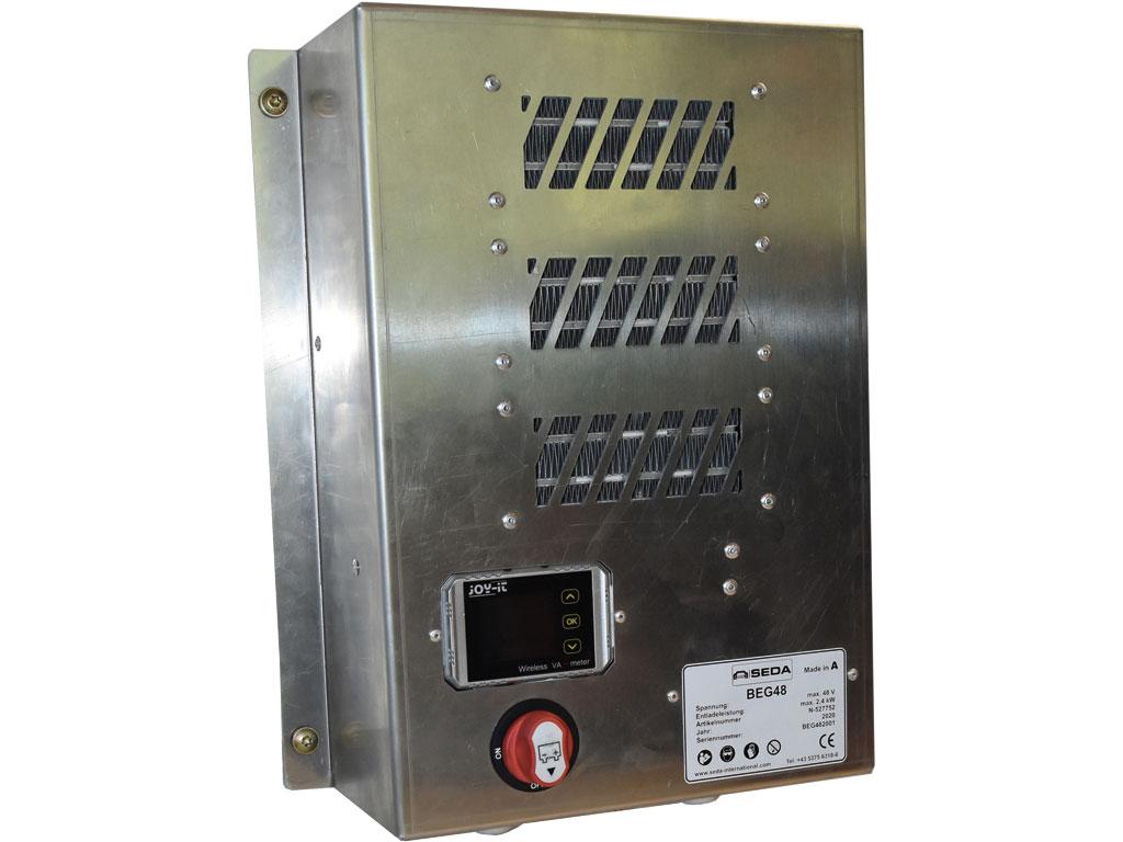 HV Baterie Entladeger.1 - SEDA HV Battery Discharger