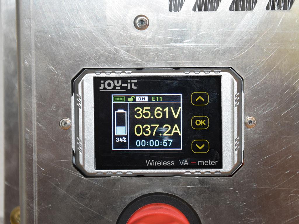 HV Baterie Entladeger.3 - SEDA HV Battery Discharger