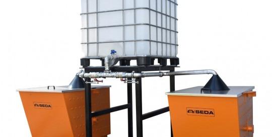 Lagerbeh.1 540x272 - SEDA HV Storage Vessel