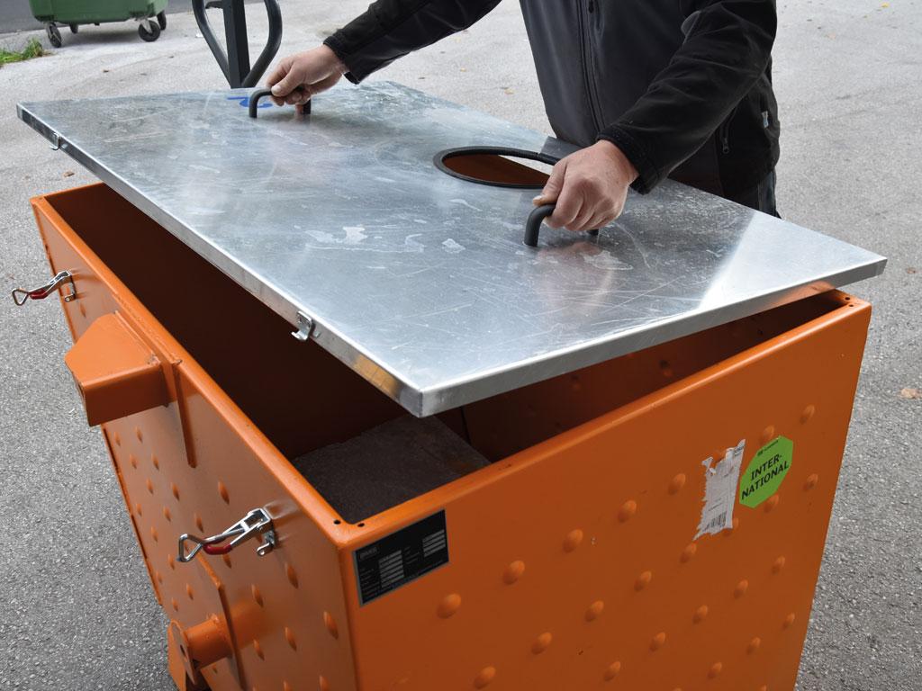 Lagerbeh.2 - SEDA HV Storage Vessel