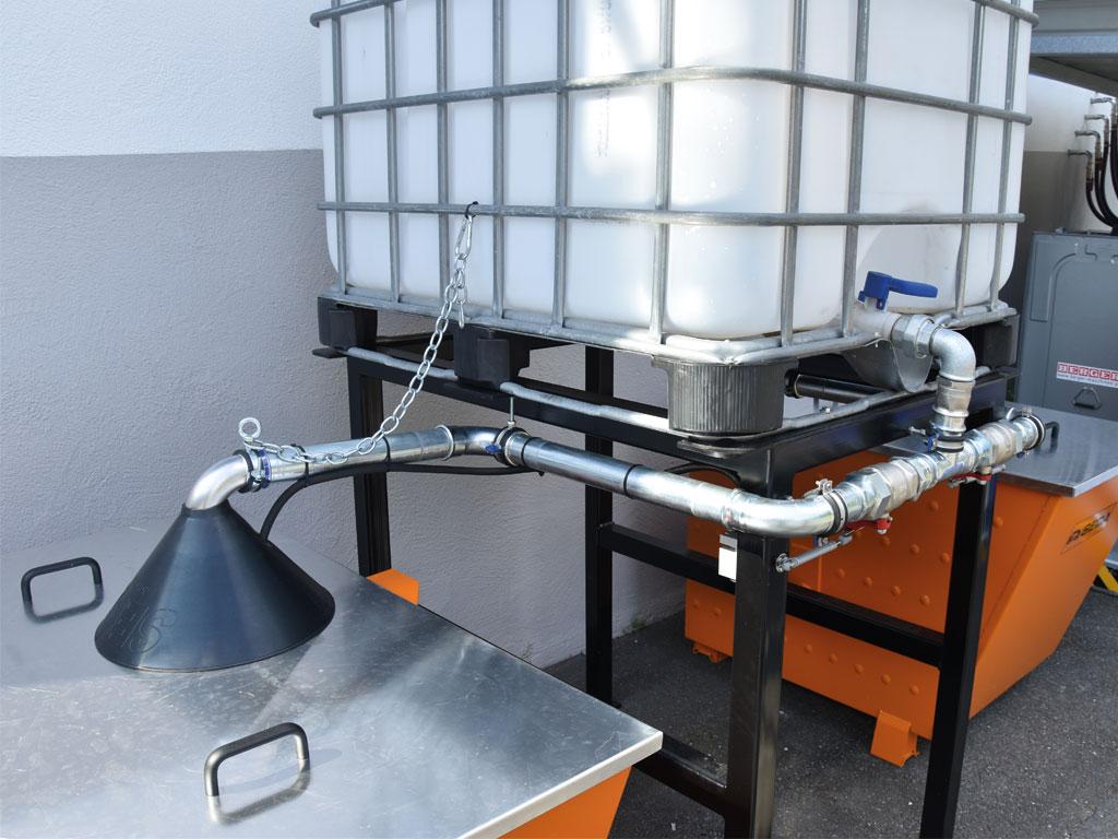 Lagerbeh.4 - SEDA HV Storage Vessel