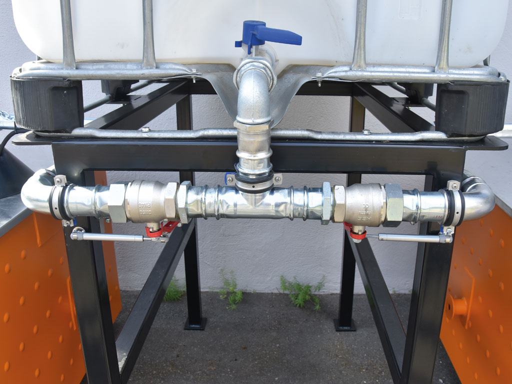 Lagerbeh.5 - SEDA HV Storage Vessel