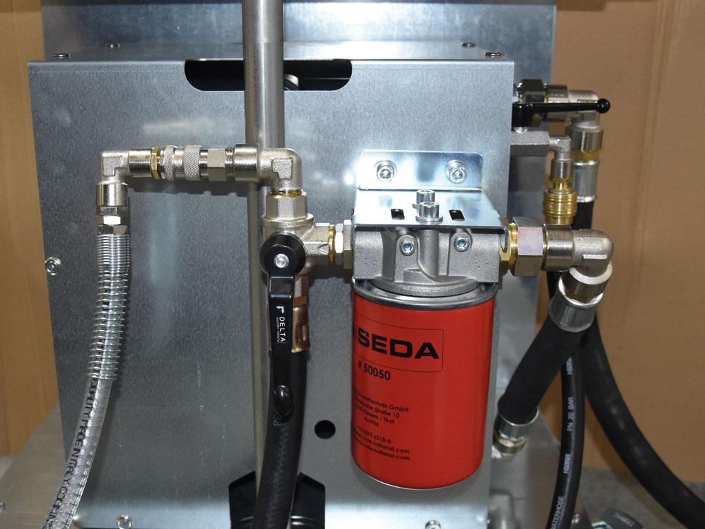 Tankentleerger.2 - SEDA Tank Emptying Device