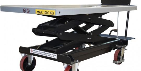 Hubtischwagen1 540x272 - SEDA HV Lifting Table