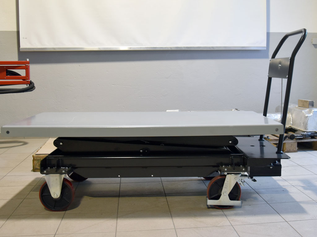 Hubtischwagen3 - SEDA HV Lifting Table