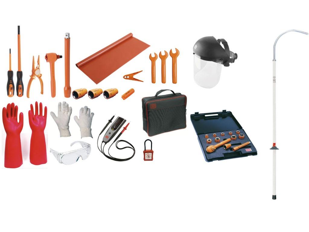 HV Werkzeuge gesamt - SEDA HV Tools & Accessories