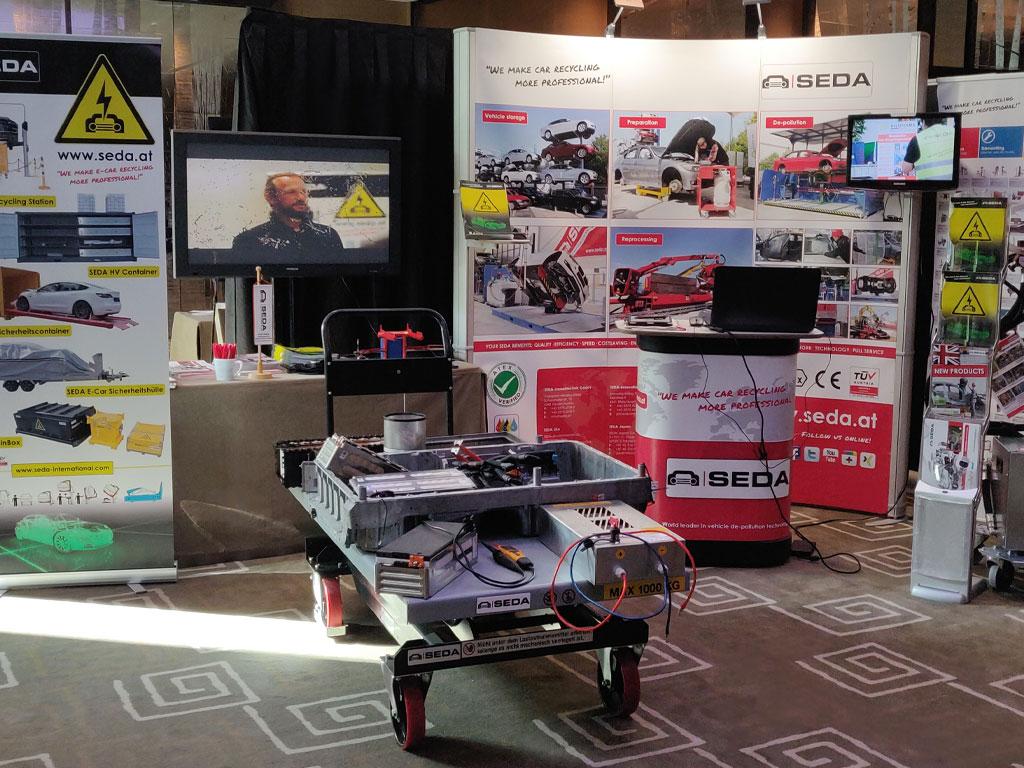 IARC 2021 4 - SEDA at IARC 2021 in Geneva