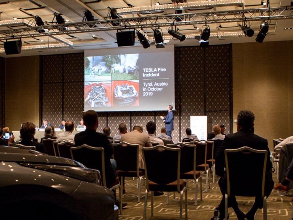 IARC 2021 5 - SEDA at IARC 2021 in Geneva