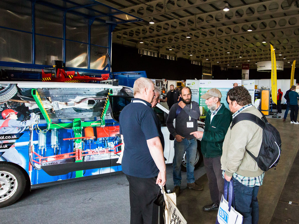 Cars 2021 2 - CARS 2021 - 28.-29. September, Stoneleigh Park